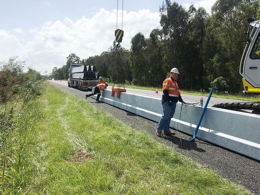 Woolgoolga to Ballina Pacific Highway upgrade :: Laura Metaal