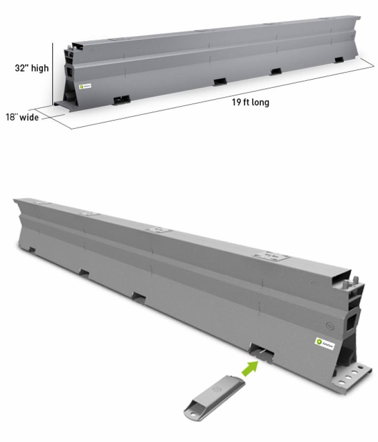 SafeZone ontwerp